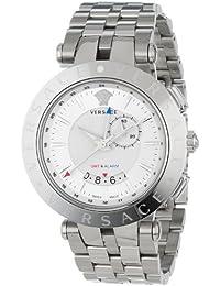 Versace 29G99D001 S099 V-Race - Reloj para Hombre (Acero Inoxidable)