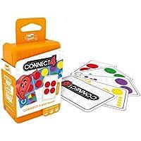 Shuffle Juego de cartas Connect 4