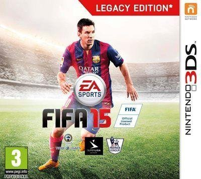 FIFA 15 Legacy Edition (Nintendo 3DS) (New)