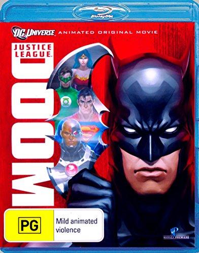 Justice League - Doom
