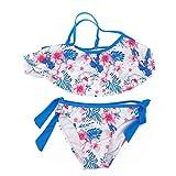 8233530b5f04 Costume da bagno a due pezzi Bikini per Bambina | Elegante Nappa Un Pezzo ,Perfetto