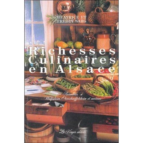 Richesses culinaires en Alsace