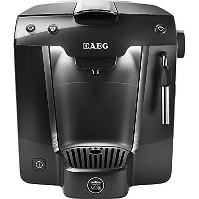 AEG Lavazza A Modo Mio Favola Plus Pod Coffee Machine - LM5200BK-U from AEG