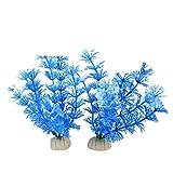 Pinzhi Wasserpflanzen Aquariumpflanze Dekoration Künstliche Lotus-Pflanze Unschädlich (Style 10)