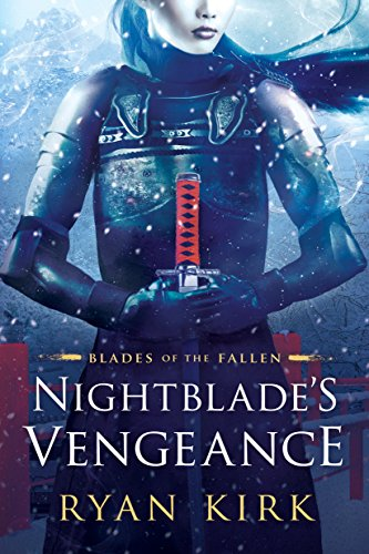 Nightblade's Vengeance (Blades of the Fallen Book 1)