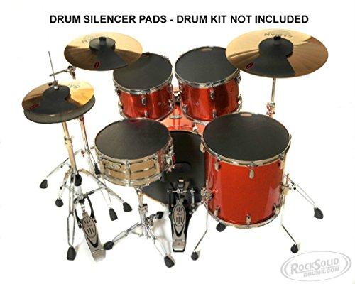 drum-kit-silencer-practice-pads-rock-set-drum-kit-mutes