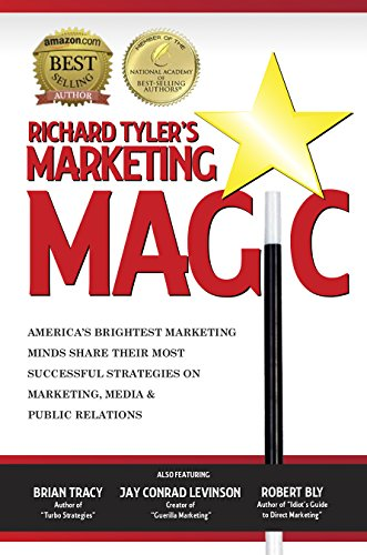 Richard Tylers Marketing Magic - an Excellence Edge eBook (English Edition) de [Tyler