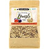 Urban Platter Nut Delight Muesli- Dried Figs & Millets, 350g / 12.3oz [No Added Sugar, Gluten-Free, Wholegrain Breakfast Cereal]