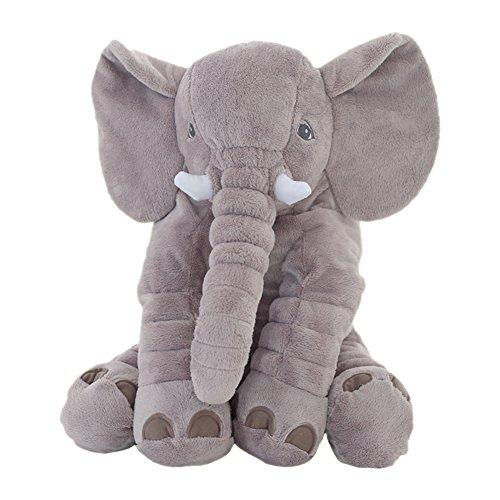 LifeWheel Weihnachten Geschenk 3D-Obst/Gemüse/Tier Kissen Kreative Stoffspielzeug Plüsch Elefant Simulation Simulation Plüschtiere (Nette Halloween Baby Namen)
