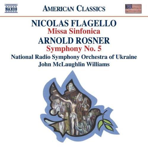 "Symphony No. 5, Op. 57, ""Missa sine Cantoribus super Salve Regina"": V. Agnus Dei"