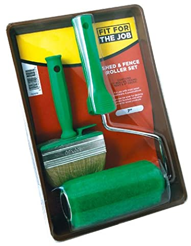 FFJ Shed/ Fence Roller Kit