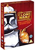Star Wars: The Clone Wars - The Complete Season One [DVD] [2009]