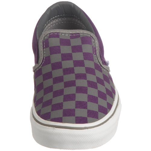 Vans U Classic Slip-on, Baskets mode mixte adulte Violeta (Checkerboard Purple Magic)