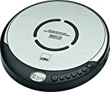 from Clatronic CTC CDP7001portable CD player with in-ear headphones and LCD display, black Model CDP7001