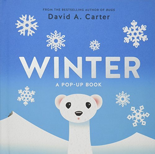 Winter. A Pop-Up Book (Abrams Appleseed) por David Carter