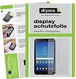 dipos I 2X Schutzfolie matt passend für Samsung Galaxy Tab Active 2 Folie Displayschutzfolie