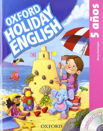 Holiday English Pre-Primary: Pack Spanish (Holiday English Third Edition) - 9780194547567