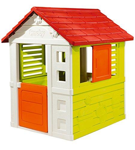 Smoby 310069 - Natur Spielhaus