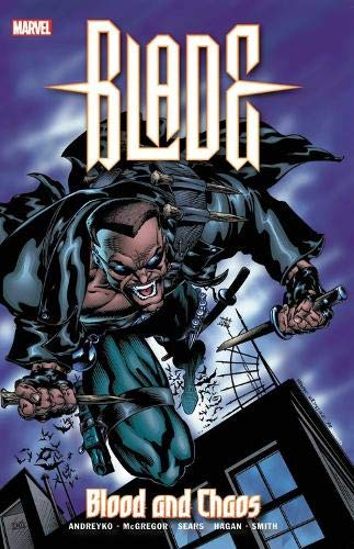 Blade: Blood And Chaos -