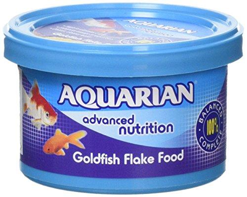Aquarian Goldfish Fish Food