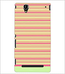 SONY XPERIA T2 ULTRA PATTERN Designer Back Cover Case By PRINTSWAG