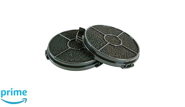 Herd ofen kapuze carbon filter rund für b f cata designair cooke