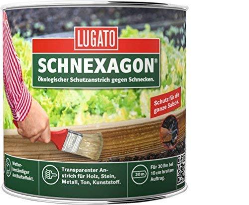 Lugato Schnexagon 375ml Ökologischer Schutzanstrich...