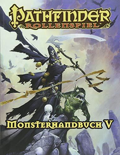 Monsterhandbuch 5 Taschenbuch: Pathfinder