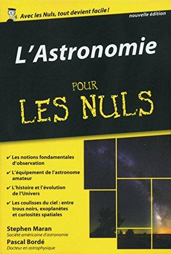 L'Astronomie pour les Nuls poche par Pascal BORDE