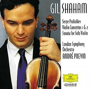 Prokofiev : Concertos pour violon n° 1 et n° 2 - Sonate pour violon seul