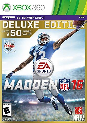 Madden NFL 16 Dlx Edt