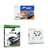 Xbox One S 500GB Konsole mit Forza Horizon 3 und Hot Wheels DLC + Forza Motorsport 7 + Wireless...