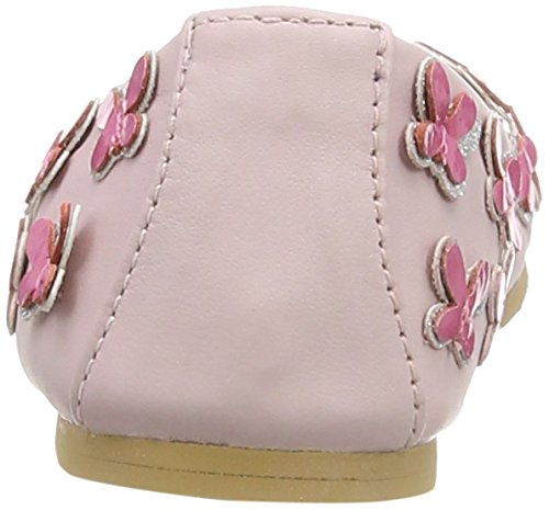 Bloch Papillon, Ballerines fille Rose - Pink (Bbp)