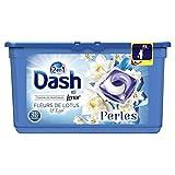 Dash 2en1 fleurs de lotus et lys (1018g) soit (38 doses) - Livraison Gratuite pour...