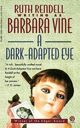 A Dark-Adapted Eye (Plume) by Ruth Rendell (1993-10-01)
