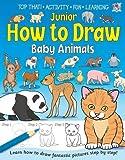 Junior How to Draw - Baby Animals