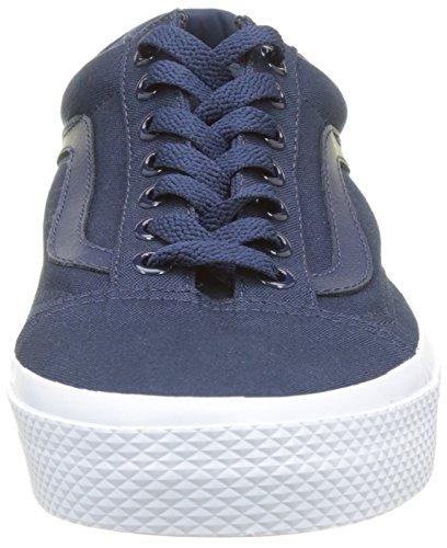 Gaufres Vansold mur Homme Petit Bleu De Skool Vans 4BO7x