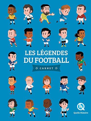 Les légendes du football par Claire L'Hoër