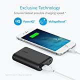 Quick Charge 3.0 Anker PowerCore Speed 10000mAh Batterie Externe, Power Bank Qualcomm QC 3.0 avec PowerIQ, Rétrocompatible Quick Charge 1 & 2 - Power Bank pour Samsung, iPhone, iPad et Autres