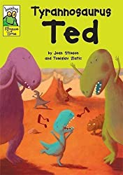 Tyrannosaurus Ted (Leapfrog Rhyme Time) by Joan Stimson (2010-05-27)