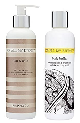 For All My Eternity Bronzage & Ton Ferme Lotion Auto-bronzage