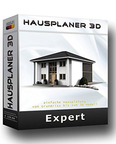 VisuCado Hausplaner 3D Expert - moderne Architektur Software für private Bauherren