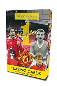 Winning Moves - Playing Cards Man Utd