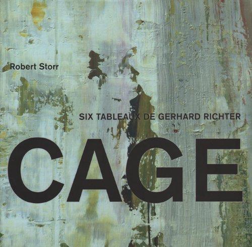 Cage: Six Tableaux De Gerhard Richter
