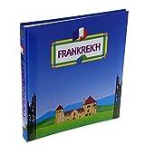 Henzo Fotoalbum FRANKREICH Blau