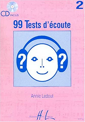 99 Tests d'Ecoute Volume 2