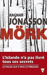 vignette de 'Mörk (Ragnar Jonasson)'