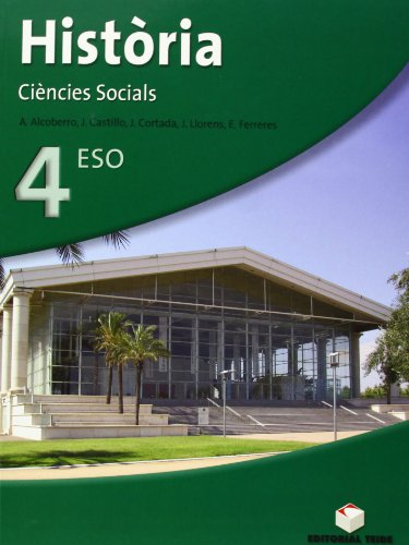 Historia 4 Eso - Catala - 9788430786626