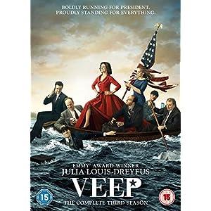 Veep - Season 3 [DVD] [2015]