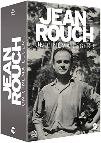 Jean Rouch - Le cinéma Léger - (10) DVD)